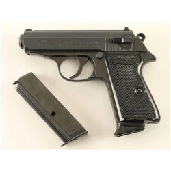 Walther PPK/S .380 ACP SN: 066495
