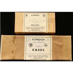 .404 Kynoch Bullets & Cases