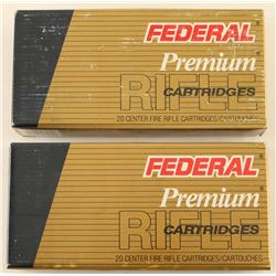 Federal .470 Nitro Express Ammo