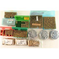 Lot of Reloads & Bullets