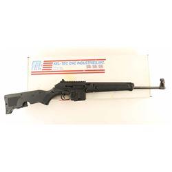 Kel-Tec SU-16 5.56mm SN: N4297