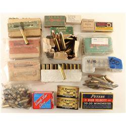 Lot of Rifle Ammo