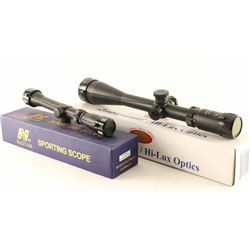 Lot of 2 Scopes