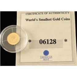 Liberia $25 Dollars 2000 George Washington