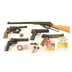 Lot of BB Guns
