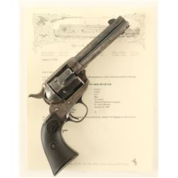 Colt Single Action Army .32-20 SN: 274111
