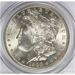 1990-O MORGAN SILVER DOLLAR