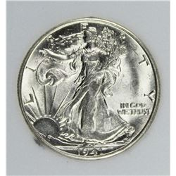 1941-S WALKING LIBERTY HALF DOLLAR