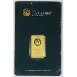 10 GRAM GOLD BAR .999