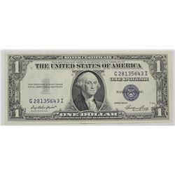 1935-E $1.00 SILVER CERTIFICATE