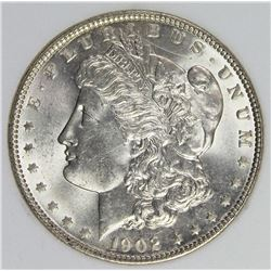 1902 MORGAN SILVER DOLLAR