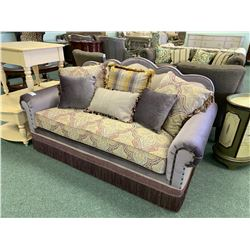 VIOLET 2 SEAT SOFA WITH CUSHIONS