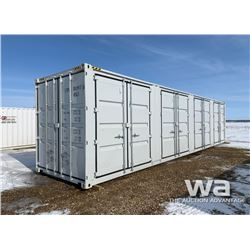 2019 40 FT. SHIPPING CONTAINER