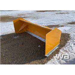 (UNUSED) BENDALL HDX 7.5 FT. SNOW PUSHER