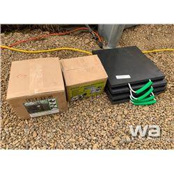 (4) RV TRUCK PADS