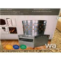 AUTOMATIC POULTRY PLUCKER