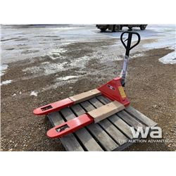 CAN LIFT 4,500 LBS PALLET JACK