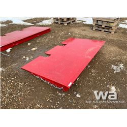 """82 1/2"""" X 4' CONTAINER RAMP"""
