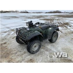 1998 HONDA 450 ATV