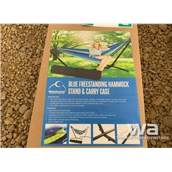FREESTANDING HAMMOCK STAND AND CARRY CASE