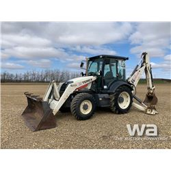 2007 TEREX 860B BACKHOE LOADER