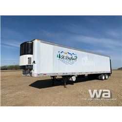 2003 GREAT DANE T/A REEFER VAN TRAILER