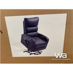 EASY LIFT HEAT & RECLINING MASSAGE CHAIR