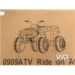 12V DUAL MOTOR ELECTRIC ATV WITH MP3 PLAYER