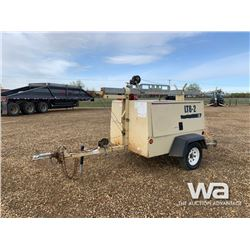 2006 INGERSOLL RAND L8 LIGHT TOWER