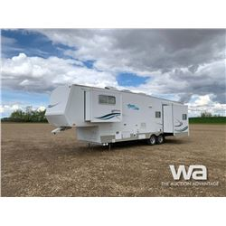 2004 CITATION 5TH WHEEL TRAVEL TRAILER