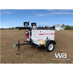 2012 MAGNUM MLT5200 20KVA LIGHT TOWER