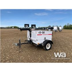 2013 MAGNUM MLT5080K 8KVA LIGHT TOWER