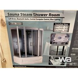 (UNUSED) TMG SR915 STEAM SHOWER ROOM