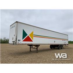1996 MONDE T/A ENCLOSED VAN TRAILER