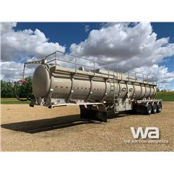 2015 DRAGON 46,000 LITRE TRIDEM TANK TRAILER