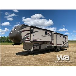 2015 SANIBEL 3600 5TH WHEEL TRAVEL TRAILER