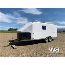 2006 BACK COUNTRY T/A OFFICE TRAILER