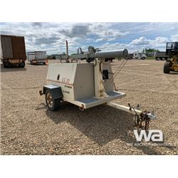 2007 FRONTIER PT4000 20KVA LIGHT TOWER