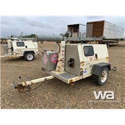 2005 FRONTIER PT4000K 20KVA LIGHT TOWER