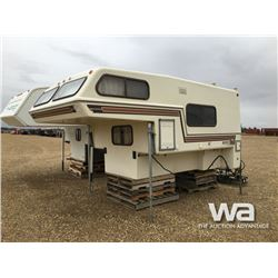 1985 BIG FOOT TRUCK CAMPER