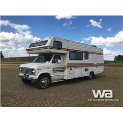 1981 FORD CITATION 24 FT. MOTORHOME