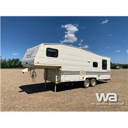 1992 FLEETWOOD PROWLER 5TH WHEEL TRAVEL TRAILER