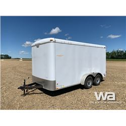 2016 FOREST RIVER TWF701432 T/A ENCLOSED TRAILER