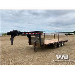 1999 HAYSHED 920G T/A 5TH WHEEL TRAILER