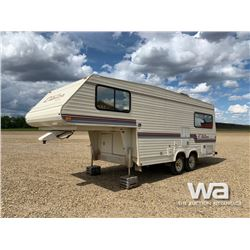 1989 GENERAL COACH CITATION TRAVEL TRAILER