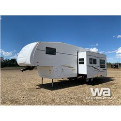 2005 FOREST RIVER WILDCAT F31QBH TRAVEL TRAILER