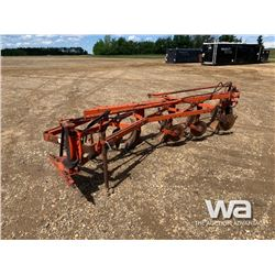 "CASE 5 X 16"" SEMI-MOUNT PLOW"