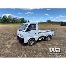 1995 SUZUKI CARRY MINI TRUCK