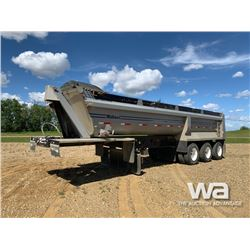 2010 MIDLAND MC35SL3000 TRIDEM END DUMP TRAILER
