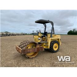 1997 BOMAG BW 142 PD-2 VIBRATORY PACKER